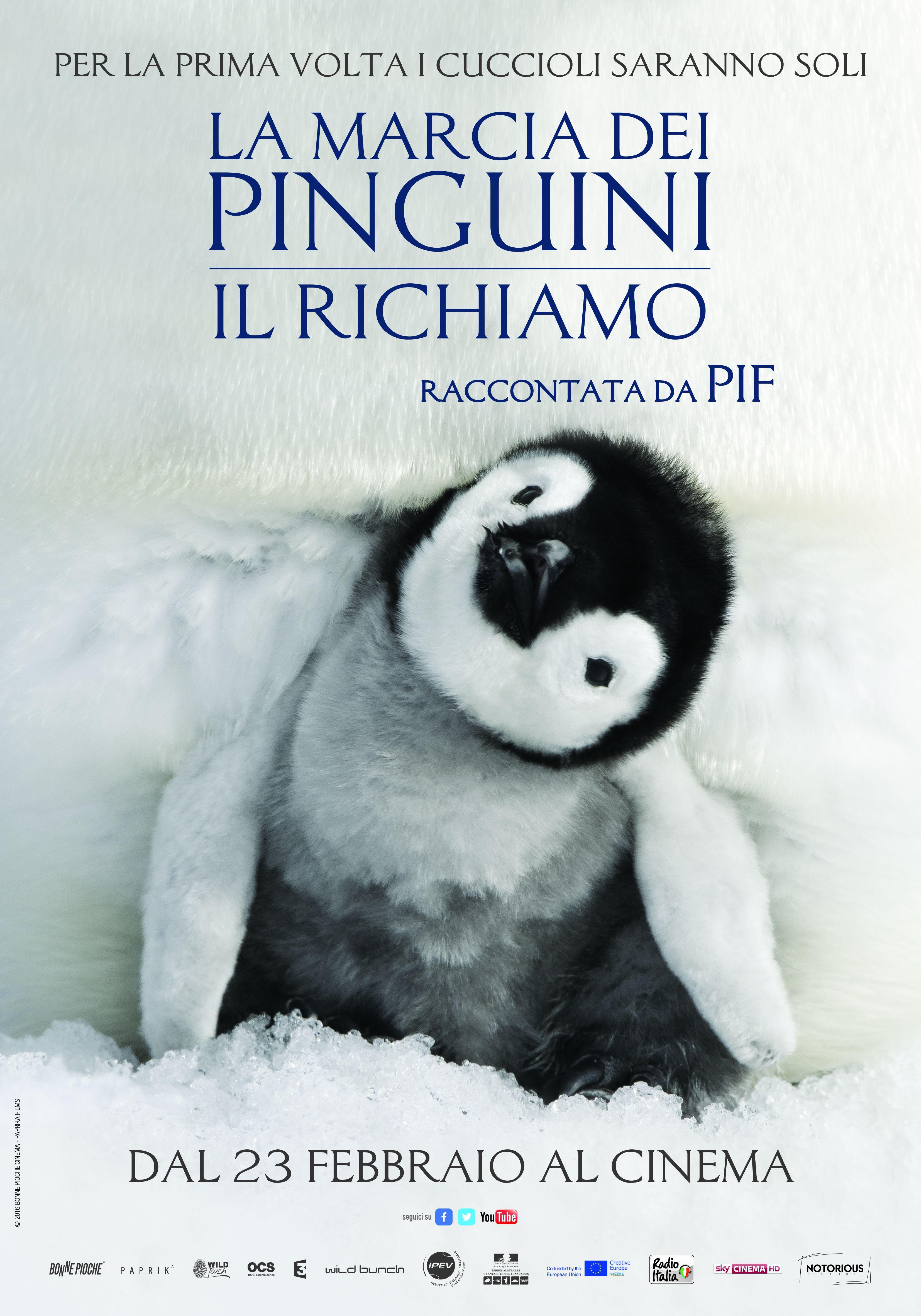La_Marcia_dei_pinguini_il_richiamo_Poster