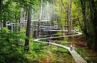 Parkorman: il parco magico immerso nella natura a due passi da Istanbul