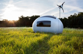Ecocapsule – Vivere Off Grid!