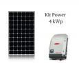 Kit fotovoltaico 4 kWp Power