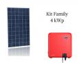 Kit Fotovoltaico 4 kWp Family