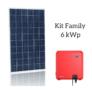 Kit Fotovoltaico 6 kWp Family
