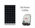 Kit fotovoltaico 6 kWp