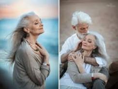 Bellissime foto di un amore che trascende l'età