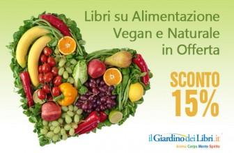 Sconto 15% per i Libri sulla Alimentazione Vegan
