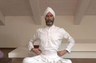 Impariamo il Respiro di Fuoco con il Dott. Ram Rattan
